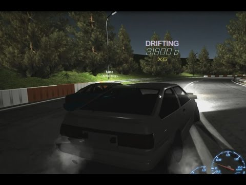gameplay/drift streets japan