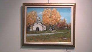 Jesenske podobe Brkinov - slikarska razstava