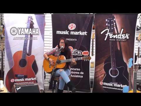 Camila Escobar - Por que no soy ella / Acustika 2017 MUSIC MARKET