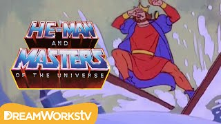 Skiing On Eternia | HE-MAN AND THE MASTERS OF THE UNIVERSE