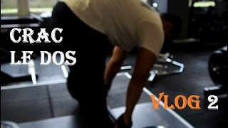 Rekka devient paraplégique #Vlog 2