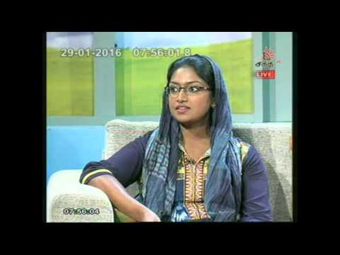 The Colombo Academy of Hospitality Management featured on Shakthi TV