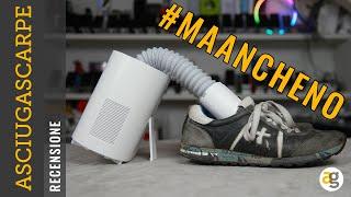 Recensione ASCIUGASCARPE TECH. #MAANCHENO