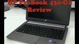 Hewlett-Packard HP Probook 430 Review