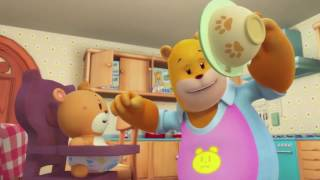 U ve Ayı ailesi   bölüm 2   çocuk çizgi film