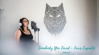 Somebody You Loved - Lewis Capaldi (Cover by EszterV ft. Nicolas Delfosse)