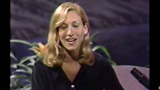 1992 Sarah Jessica Parker interview (Jay Leno- Tonight Show)