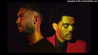 Calvin Harris, The Weeknd - Over Now (Official Instrumental)