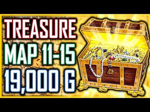 BEST SHORT SWORD Treasure Map 11-15 HIDDEN 19,000+ Gold - Kingdom Come Deliverance