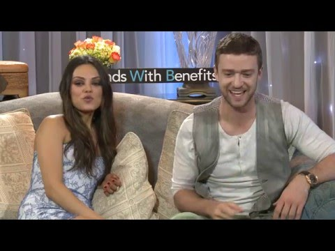 Justin timberlake shirtless friends with benefits