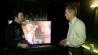 3D ohne Brille - der TOSHIBA LCD Fernseher 55 ZL 2 G mit 4K Auflösung macht es!
