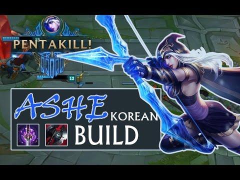 Korean Ashe Build