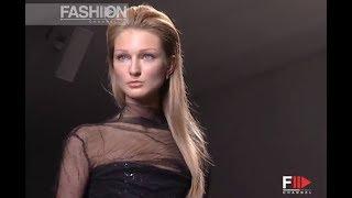 VALENTIN YUDASHKIN Fall Winter 2001 2002 New York - Fashion Channel