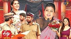 Double Dhamaka Special |16th February 2020  | Full Episode | #Sudheer, Aadhi, Raghava | ETV Telugu