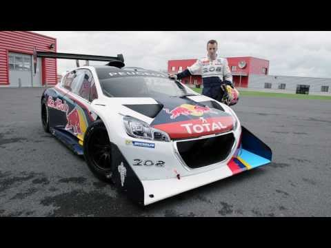 Kris Meeke tests Peugeot 208 T16 Pikes Peak -- Top Gear Magazine