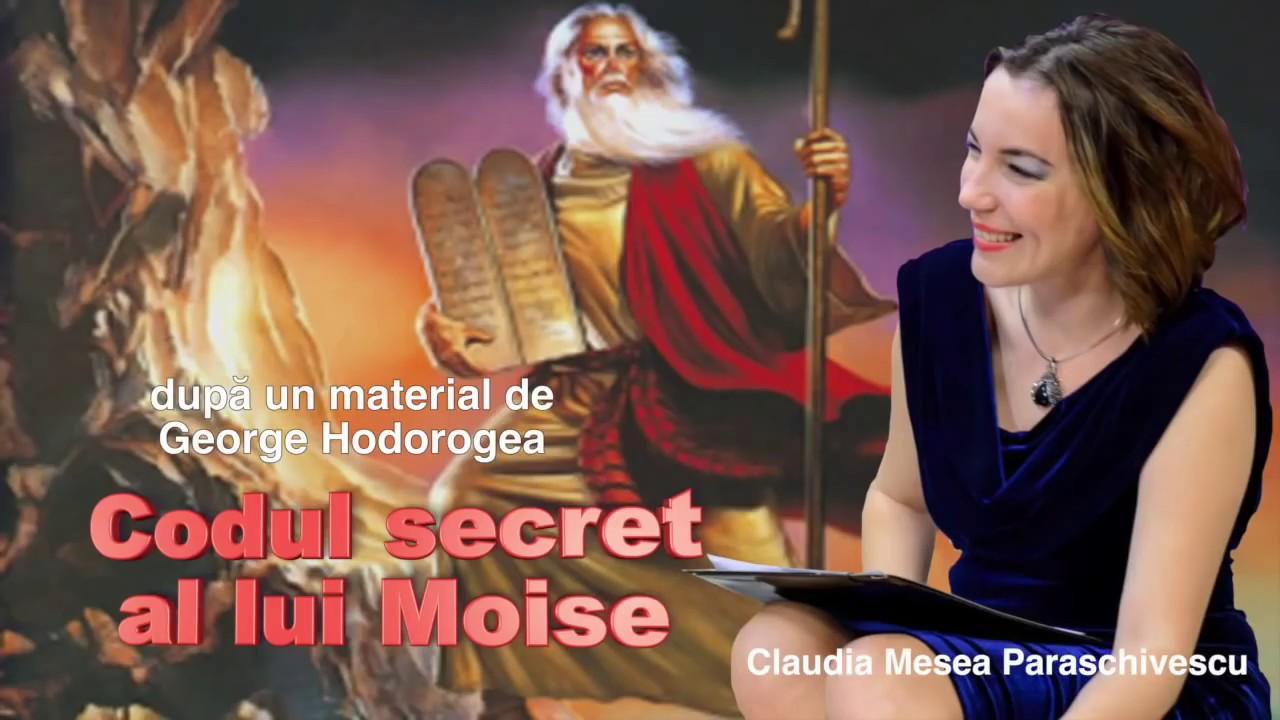 Codul Secret Al lui Moise Sau Codul Interzis