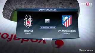 Vodafone ARENA - FIFA 16 da Beşiktaş'ın maçları artık daha zevkli