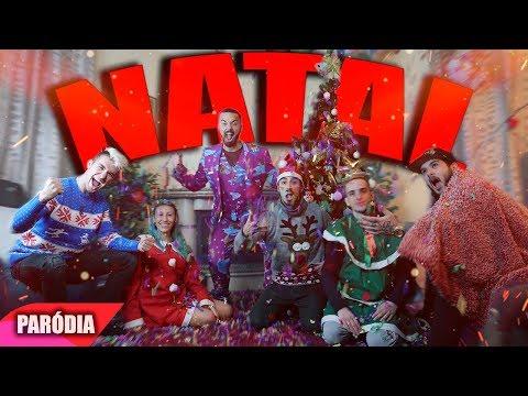 É NATAL | PARÓDIA DESPACITO | Luis Fonsi, Daddy Yankee ft. Justin Bieber