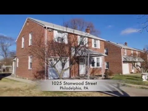 Home For Sale 4 Bedroom in Fox chase 1025 Stanwood Street Philadelphia PA 19111 Real Estate