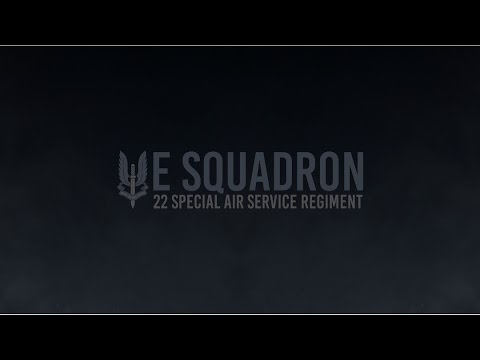 E Squadron, 22SAS (Arma 3 UKSF Milsim)