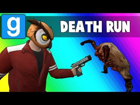 Thumbnail: Gmod Deathrun Funny Moments - Zombie Map! (Garry's Mod Sandbox)