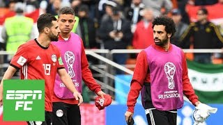 Egypt wrong to keep Mohamed Salah on bench in 1-0 loss to Uruguay at 2018 World Cup?   ESPN FC