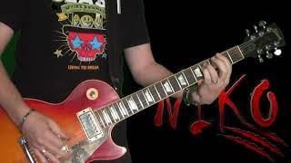 Slash & Myles Kennedy - My Antidote (guitar cover)