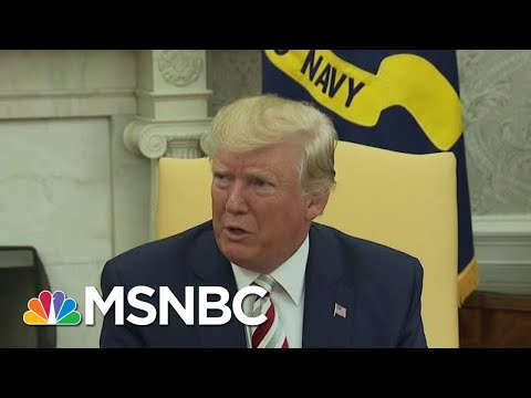 Trump Slams Jewish Voters Who Support Democrats As 'Disloyal' | Hardball | MSNBC
