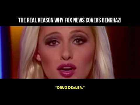 The REAL Reason Why Fox News Covers Benghazi