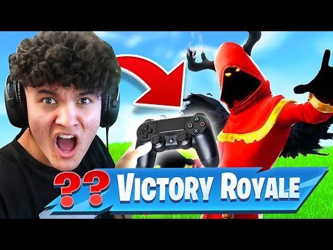 My Little Brother Plays PS4 FOR FIRST TIME EVER!! (KID GETS SO MAD)