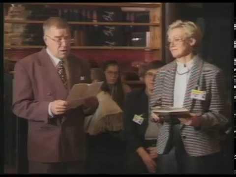 Paikallistelevision lähetys 28.11.1996