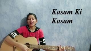Kasam Ki Kasam | Unplugged Version | Cover By Monika Tyagi | Chitra | Shaan | Mai Prem Ki Diwani Hun