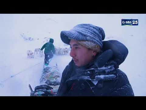 ความหนาวของกรีนแลนด์ ละอองฉี่ยังเป็นน้ำแข็ง   เถื่อน travel season 2