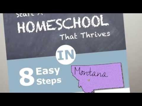 Truth About Homeschooling in Montana and Montana Homeschool Laws