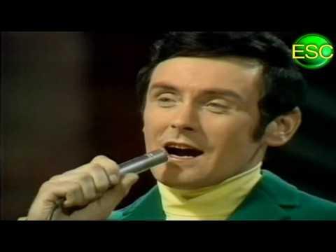 ESC 1968 14 - Ireland - Pat McGeegan - Chance Of A Lifetime