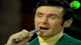 ESC 1968 14 - Ireland - Pat McGeegan - Chance Of A Lifetime