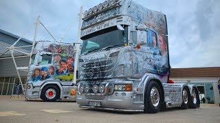 TRUCKFEST 2019 PETERBOROUGH - Trucks On The Show Ground, Whole Event