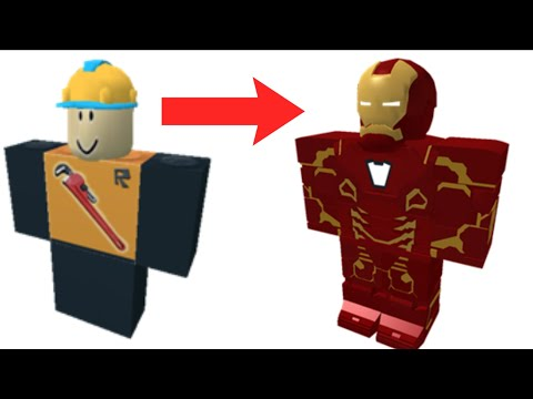 how to become iron man