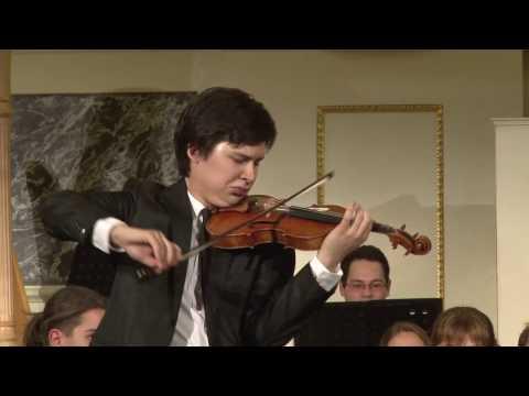 Aylen Pritchin (violin) 2015-10-21