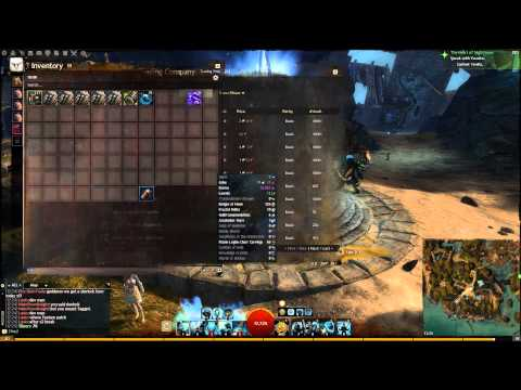 Guild Wars 2 - How To Upgrade Siege Blueprints