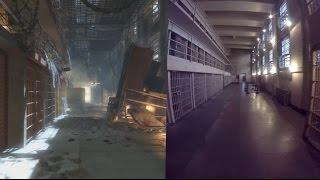 Alcatraz IRL VS Mob Of The Dead Zombie ! CoDQG ?