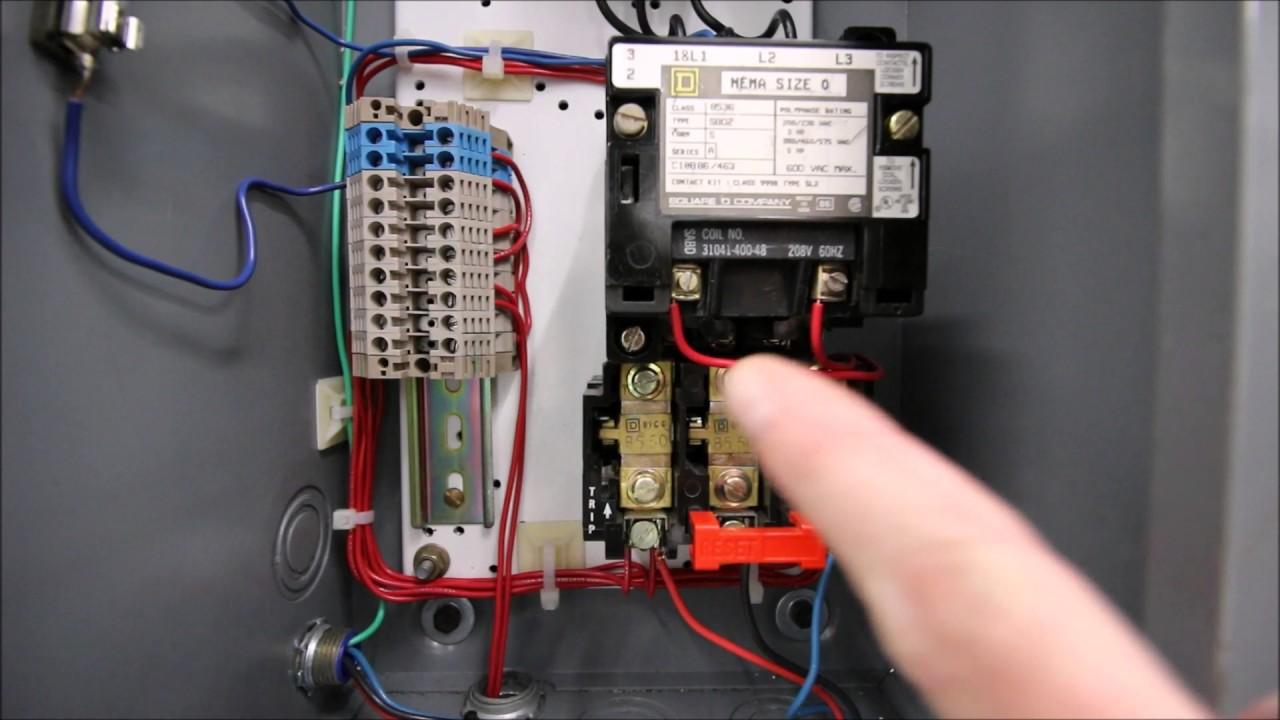 medium resolution of ladder diagram basics 3b 2 wire control youtubeladder diagram basics 3b 2 wire
