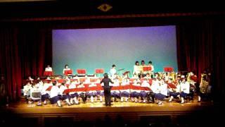 (vol2)平成23年上郡町立上郡中学校吹奏楽部定期演奏会(2011.11.12)