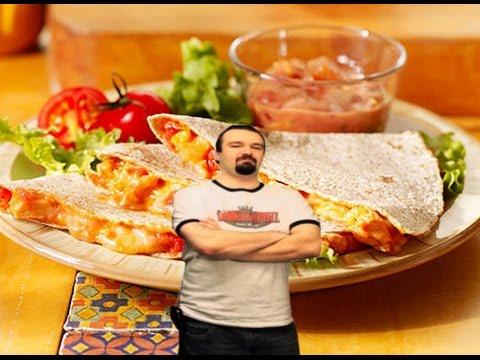 Poorly Cookin' w the King Episode 8 Chickie Nug- Er, Quesadillas (Reupload)