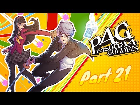 THE.. STRIP CLUB? | Persona 4 Golden - Part 21