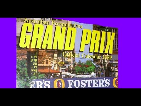 1989 F 1 Grand Prix _ Adelaide Alive TVC