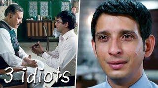इम्तिहान की घड़ी  | 3 Idiots | Aamir Khan, R. Madhavan, Sharman Joshi