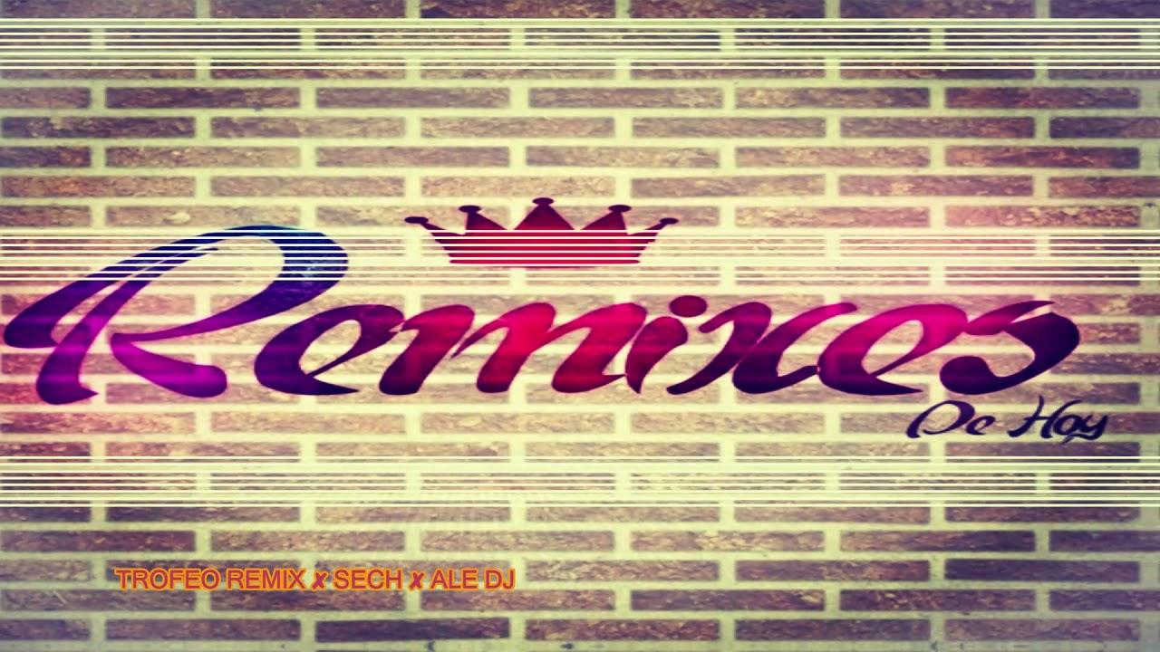 🏆 TROFEO REMIX ✘ SECH 🏆💔 DJ ALE