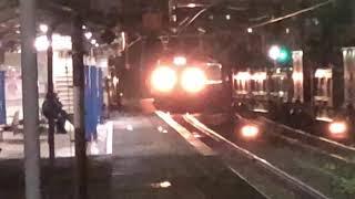 日豊本線415系100番台 885系特急白いソニック