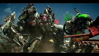 Transformers 5   All Transformations HD